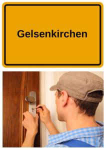 Schlüsseldienst Schlüsselnotdienst Gelsenkirchen FABEOS