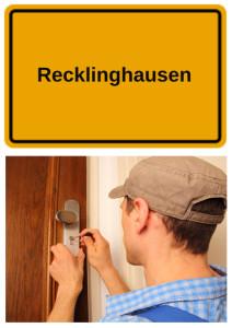 Schlüsseldienst Recklinghausen - FABEOS
